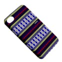 Colorful Retro Geometric Pattern Apple iPhone 4/4S Hardshell Case with Stand View5