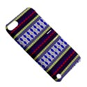 Colorful Retro Geometric Pattern Apple iPod Touch 5 Hardshell Case with Stand View5
