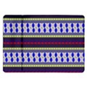 Colorful Retro Geometric Pattern Samsung Galaxy Tab 10.1  P7500 Flip Case View1