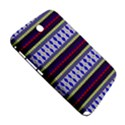 Colorful Retro Geometric Pattern Samsung Galaxy Note 8.0 N5100 Hardshell Case  View5