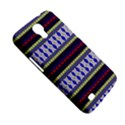 Colorful Retro Geometric Pattern Samsung Galaxy Mega 6.3  I9200 Hardshell Case View5