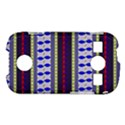 Colorful Retro Geometric Pattern Samsung Galaxy S7710 Xcover 2 Hardshell Case View1