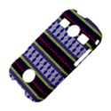 Colorful Retro Geometric Pattern Samsung Galaxy S7710 Xcover 2 Hardshell Case View4