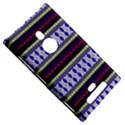 Colorful Retro Geometric Pattern Nokia Lumia 925 View5