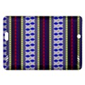 Colorful Retro Geometric Pattern Amazon Kindle Fire HD (2013) Hardshell Case View1