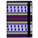 Colorful Retro Geometric Pattern iPad Air 2 Flip View2