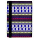 Colorful Retro Geometric Pattern iPad Air 2 Flip View4