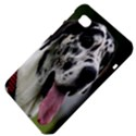 Great Dane harlequin  Samsung Galaxy Tab 7  P1000 Hardshell Case  View4