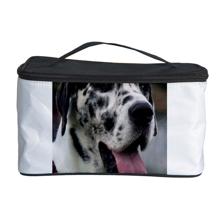 Great Dane harlequin  Cosmetic Storage Case