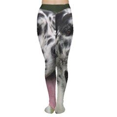 Great Dane harlequin  Women s Tights