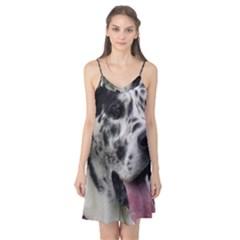 Great Dane harlequin  Camis Nightgown