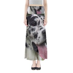 Great Dane Harlequin  Maxi Skirts