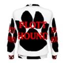 Plott Hound Name Paw Men s Sweatshirt View2
