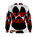 Plott Hound Name Paw Women s Sweatshirt View2