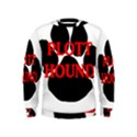 Plott Hound Name Paw Kids  Sweatshirt View1