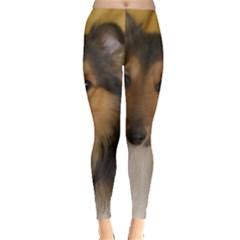 Shetland Sheepdog Leggings