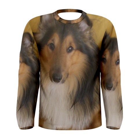 Shetland Sheepdog Men s Long Sleeve Tee