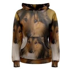 Shetland Sheepdog Women s Pullover Hoodie