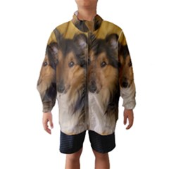 Shetland Sheepdog Wind Breaker (Kids)