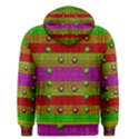 A Wonderful Rainbow And Stars Men s Pullover Hoodie View2