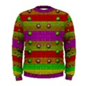 A Wonderful Rainbow And Stars Men s Sweatshirt View1