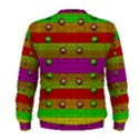 A Wonderful Rainbow And Stars Men s Sweatshirt View2