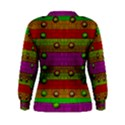 A Wonderful Rainbow And Stars Women s Sweatshirt View2