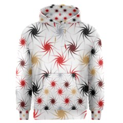 Pearly Pattern Men s Pullover Hoodie