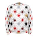 Pearly Pattern Men s Sweatshirt View1