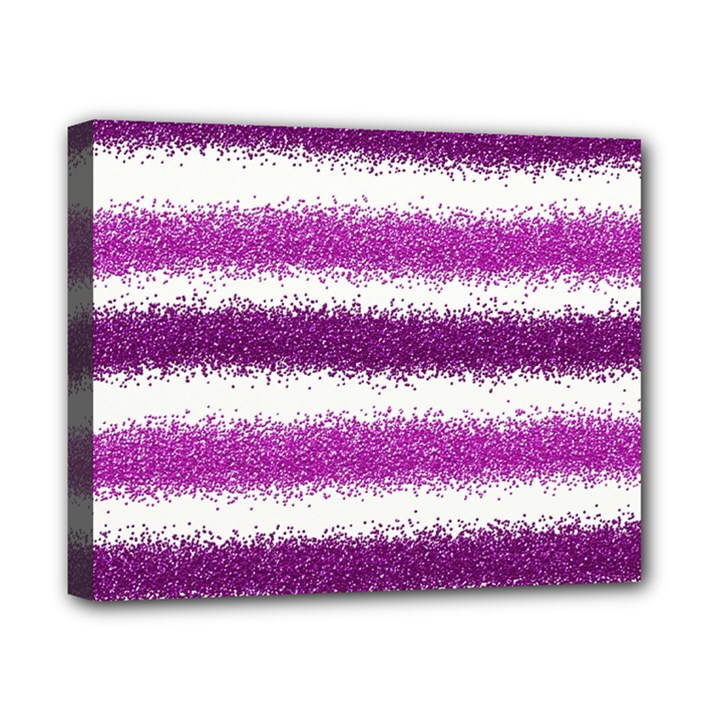 Pink Christmas Background Canvas 10  x 8