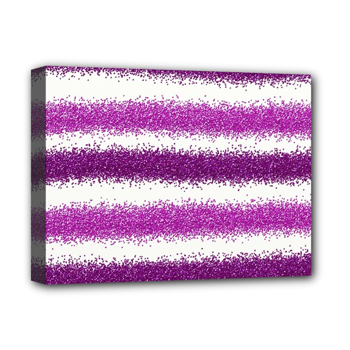 Pink Christmas Background Deluxe Canvas 16  x 12