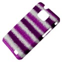 Pink Christmas Background Samsung Galaxy S II i9100 Hardshell Case (PC+Silicone) View4