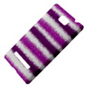Pink Christmas Background HTC 8S Hardshell Case View4