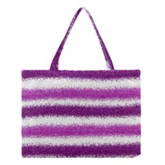 Pink Christmas Background Medium Tote Bag