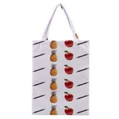 Ppap Pen Pineapple Apple Pen Classic Tote Bag