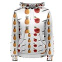 Ppap Pen Pineapple Apple Pen Women s Pullover Hoodie View1