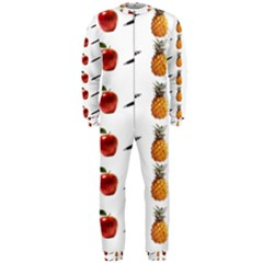 Ppap Pen Pineapple Apple Pen OnePiece Jumpsuit (Men)