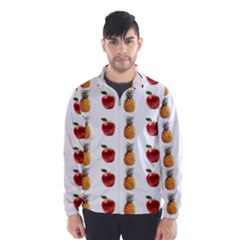Ppap Pen Pineapple Apple Pen Wind Breaker (Men)