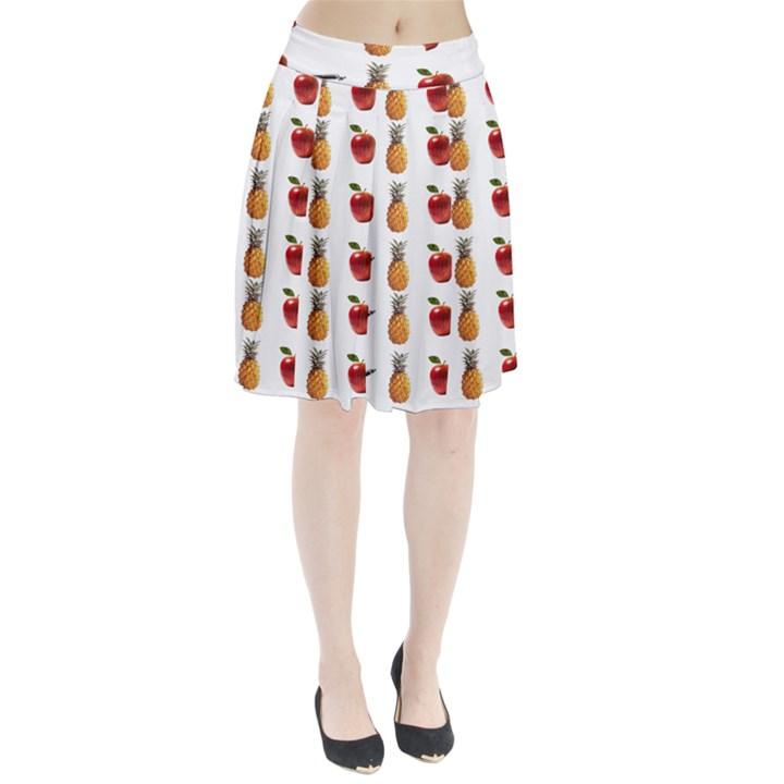 Ppap Pen Pineapple Apple Pen Pleated Skirt