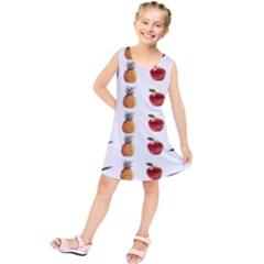 Ppap Pen Pineapple Apple Pen Kids  Tunic Dress