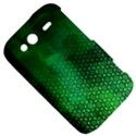 Ombre Green Abstract Forest HTC Wildfire S A510e Hardshell Case View5
