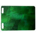 Ombre Green Abstract Forest Kindle Touch 3G View1