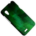 Ombre Green Abstract Forest HTC Desire VT (T328T) Hardshell Case View5