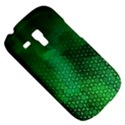 Ombre Green Abstract Forest Samsung Galaxy S3 MINI I8190 Hardshell Case View5