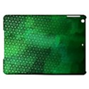 Ombre Green Abstract Forest iPad Air Hardshell Cases View1
