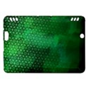 Ombre Green Abstract Forest Kindle Fire HDX Hardshell Case View1