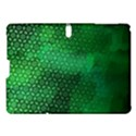 Ombre Green Abstract Forest Samsung Galaxy Tab S (10.5 ) Hardshell Case  View1