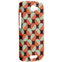 Modernist Geometric Tiles HTC One S Hardshell Case  View2