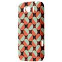 Modernist Geometric Tiles HTC Sensation XL Hardshell Case View3