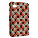 Modernist Geometric Tiles Samsung Galaxy Tab 7  P1000 Hardshell Case  View2